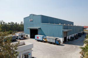 Hammond Power Solutions factory
