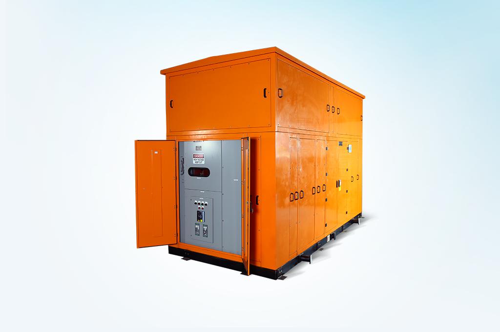 HPS Unitized Substation